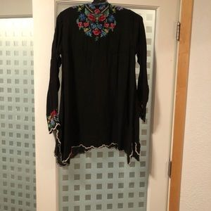 Johnny Was Tops - Johnny Was Tunic. Brand new with tags